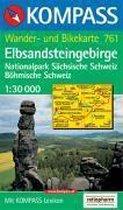 Kompass WK761 Elbsandsteingebirge