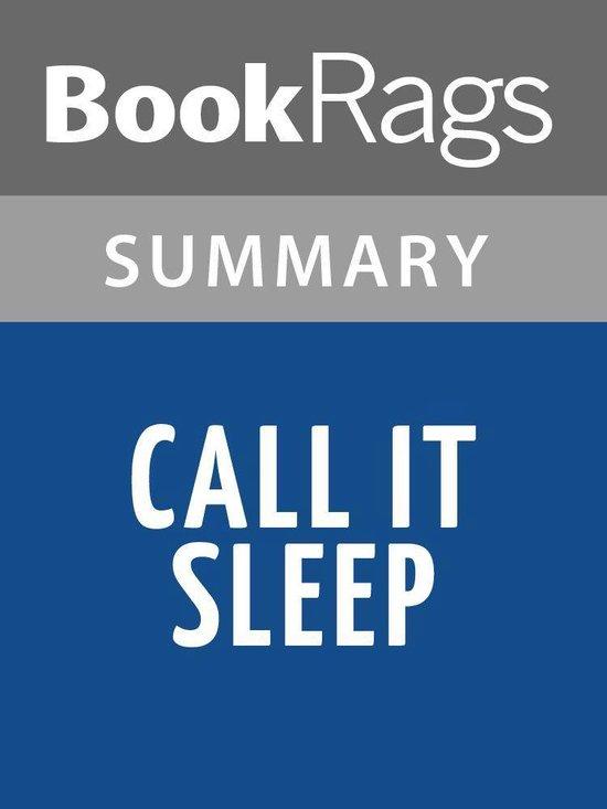 Call It Sleep Summary & Study Guide