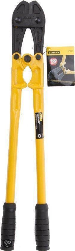 Stanley - Boutenscharen 600 mm / 24'' - buisvormige handgrepen