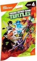 Teenage Mutant Ninja Turtles mega Construx giftbag