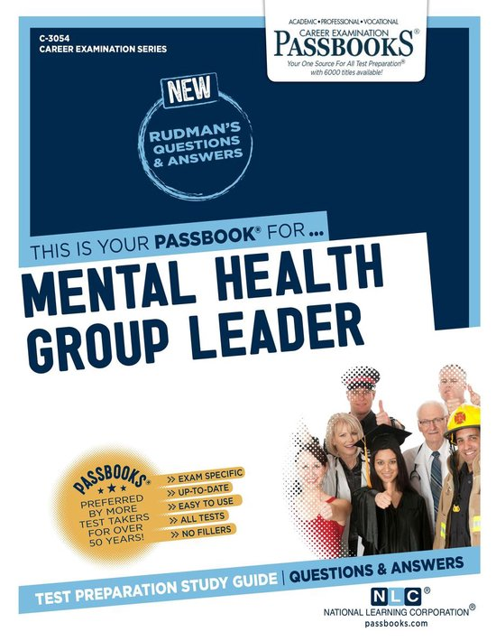 Mental Health Group Leader