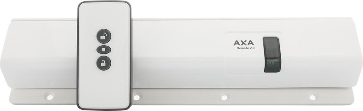 AXA Remote 2.0 Raamopener met afstandsbediening - Voor valraam - SKG** - Wit - 2902-20-96
