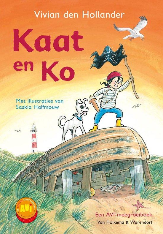 Kaat en Ko 1 - Kaat en Ko - Vivian den Hollander |
