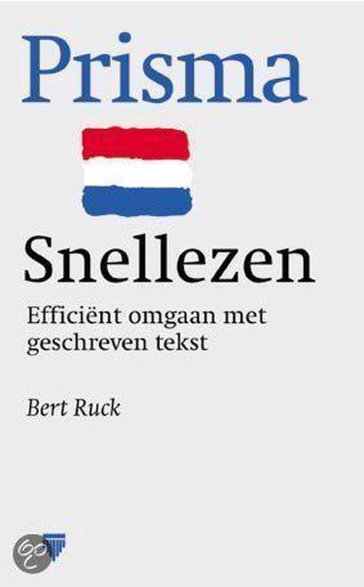 Prisma Snellezen - Bert Ruck |