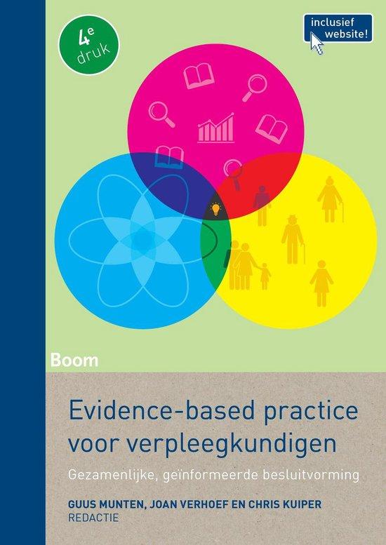 Evidence-based practice voor verpleegkundigen - Chris Kuiper |