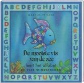 De mooiste vis van de zee leert het alfabet