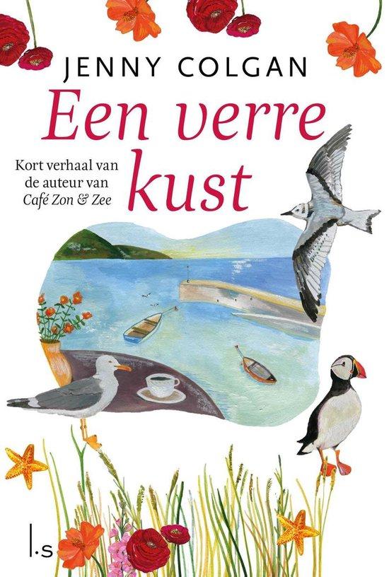 Boek cover Café Zon & Zee - Een verre kust van Jenny Colgan (Onbekend)