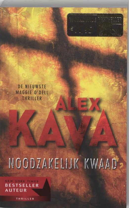 Noodzakelijk Kwaad - Alex Kava |