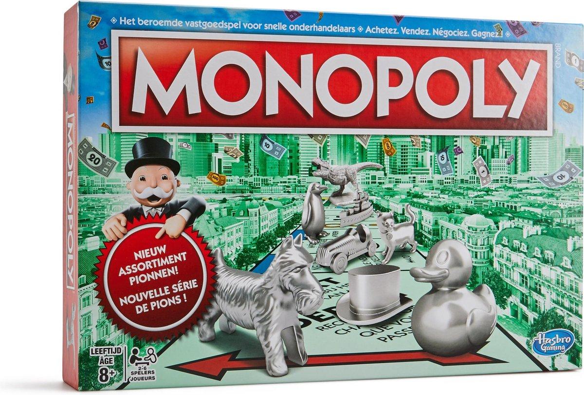 Monopoly Classic België - Bordspel - Monopoly