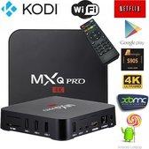 MXQ Pro 4k - S905x Processor - Android 7.1 | Kodi 18.1 | TV Box Model 2019