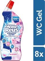 Witte Reus Toiletreiniger - Bloesem 8 x 700ml - Voorraadbox