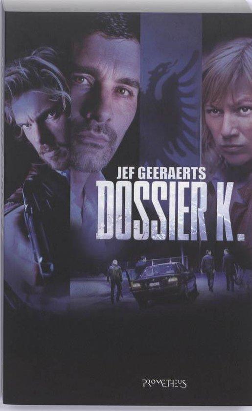 Dossier K. - Jef Geeraerts |
