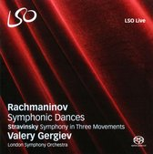 Rachmaninov: Symphonic Dances / Symphony In 3 Move