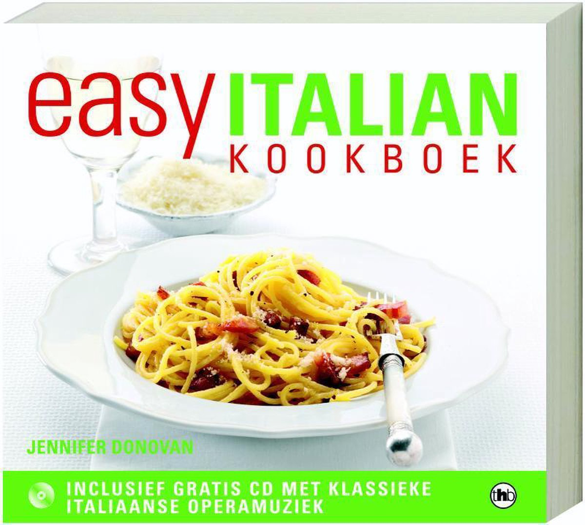 Easy Italian Kookboek