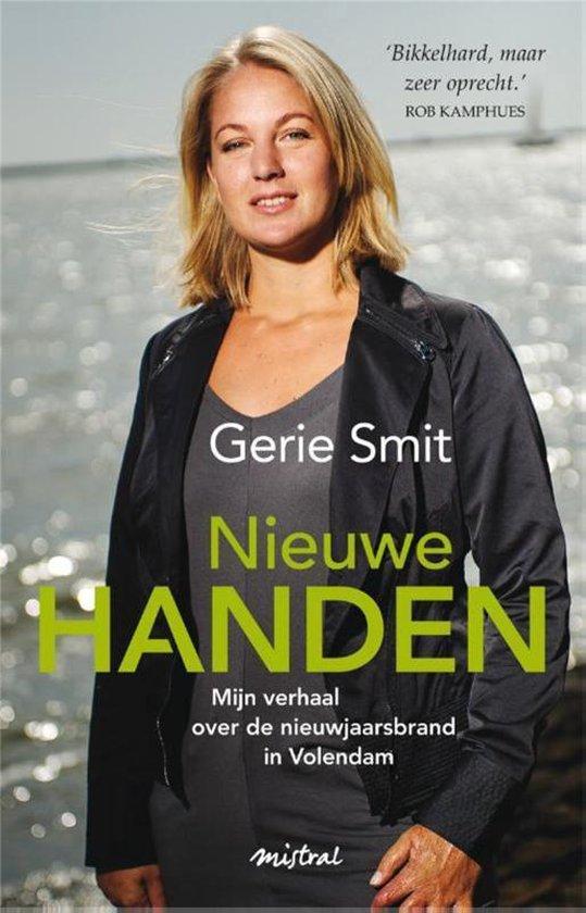 Boek cover Nieuwe handen van Gerie Smit (Paperback)