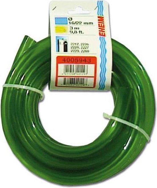 Eheim Slang 3m xd816-22 mm Groen