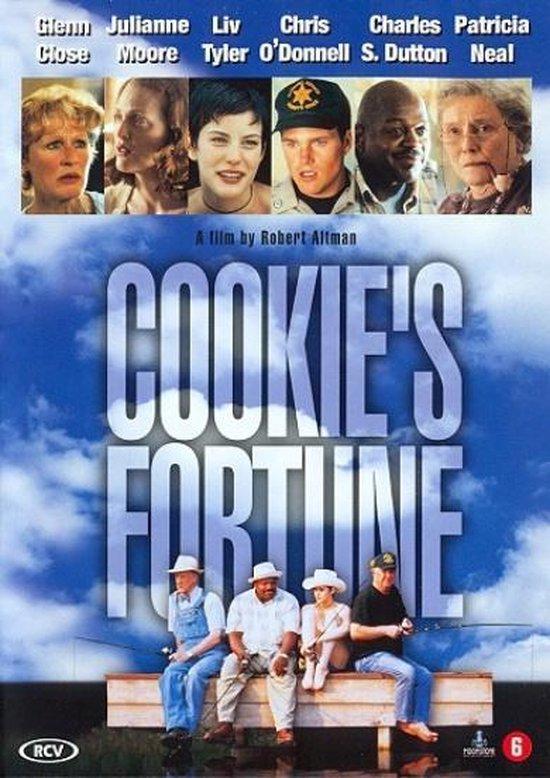 Cover van de film 'Cookie's Fortune'