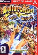 Rollercoaster Tycoon 3 - Dolle Waterpret - Windows