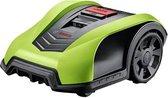 Verwisselbare cover kleur groen - Bosch Indego 350