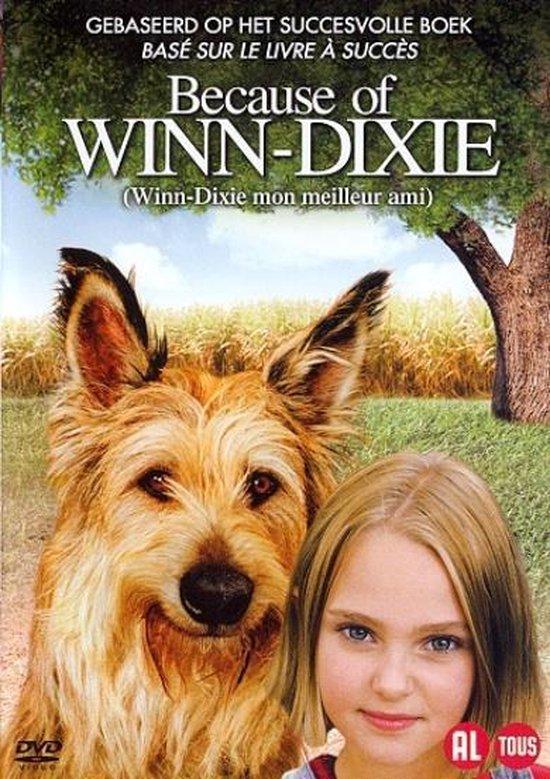 Cover van de film 'Because Of Winn-Dixie'