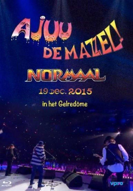 Normaal - Afscheidsconcert Gelredome (Blu-ray)