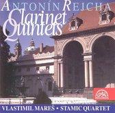 Rejcha: Clarinet Quintets / Vlastimil Mares, Stamic Quartet