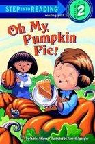Oh My, Pumpkin Pie!
