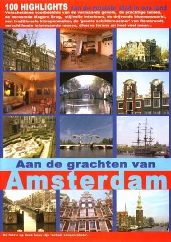Cover van de film 'Aan De Grachten Van Amsterdam'