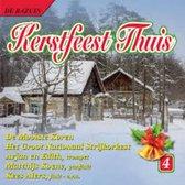 Kerstfeest thuis deel 4 // 16 kerstliederen van de bekendste artiesten; Willemijn, Het Urker Mannenkoor Hallelujah, Het Groot Nationaal Strijkorkest e.v.a.