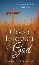 Omslag Good Enough for God