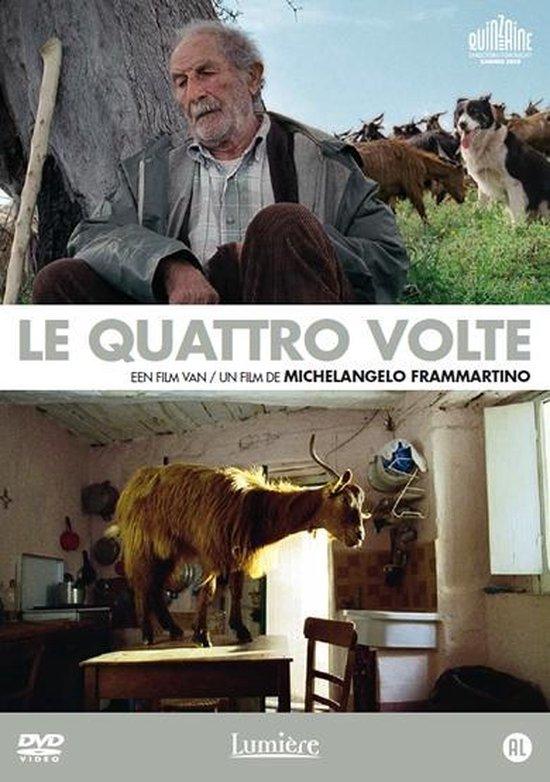 Cover van de film 'Le Quattro Volte'