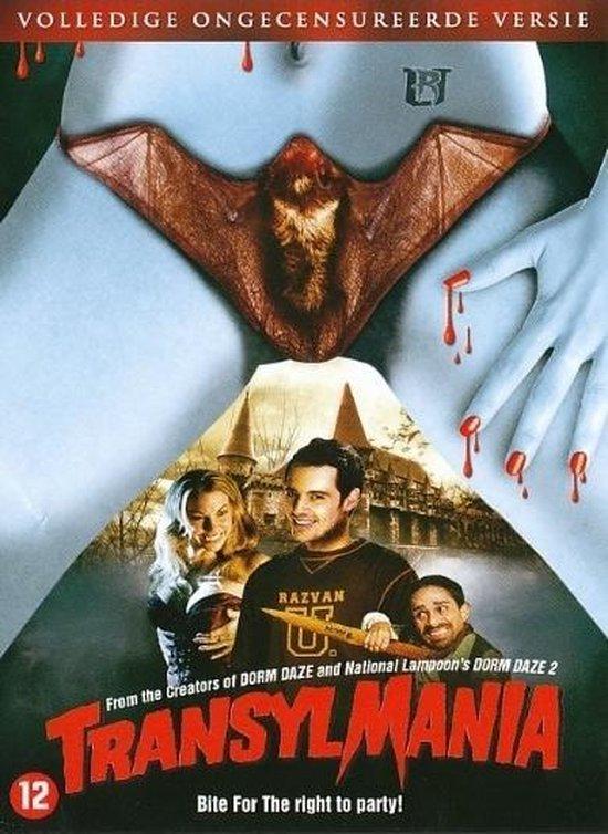 Cover van de film 'Transylmania'