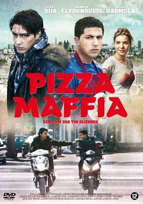 Cover van de film 'Pizza Maffia'