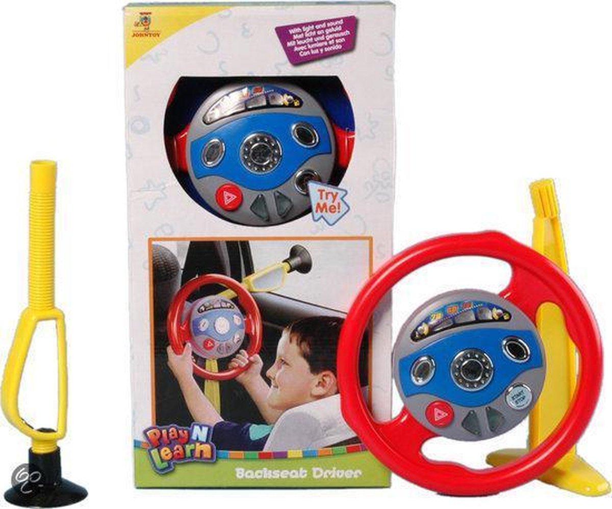 Bol Com Imaginarium Driver Activity Kinderstuur Met Licht En Geluid Voor In De Auto