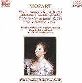 Mozart: Violin Concerto 4 Etc.