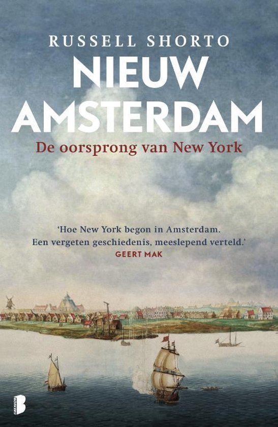 Nieuw Amsterdam - Russell Shorto   Readingchampions.org.uk