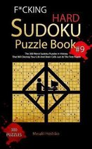F*cking Hard Sudoku Puzzle Book #9
