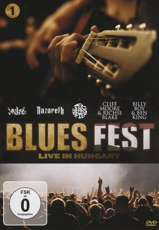 Bluesfest Live In Hungary