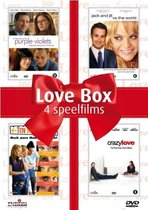 Love Box 8 (Purple Violets, Jack &