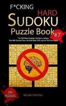 F*cking Hard Sudoku Puzzle Book #7