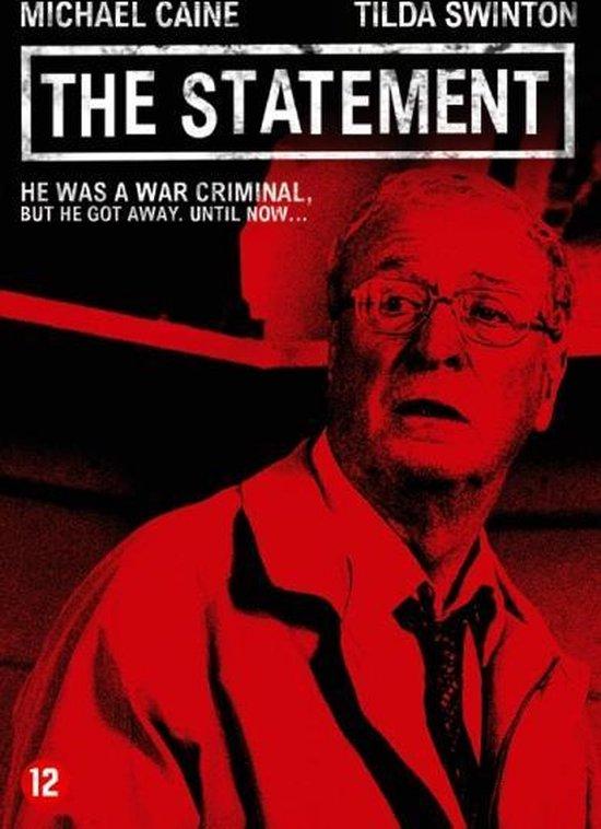 Cover van de film 'Statement'
