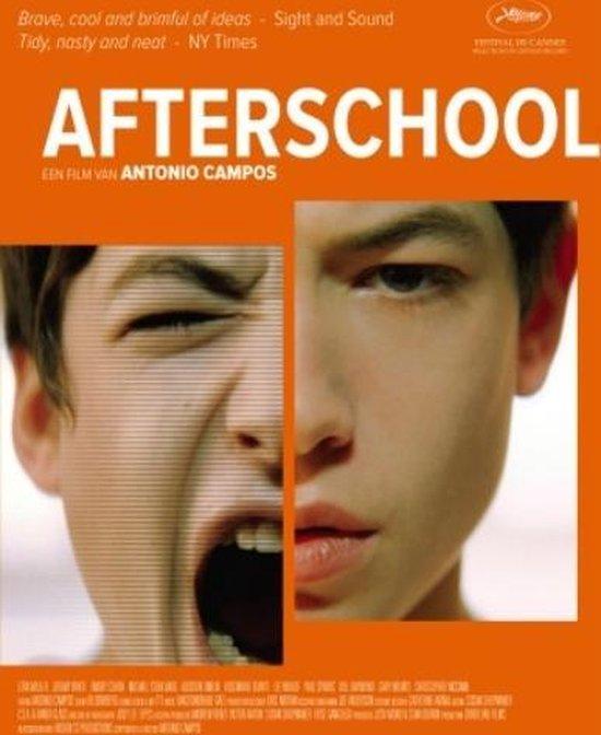 Cover van de film 'Afterschool'