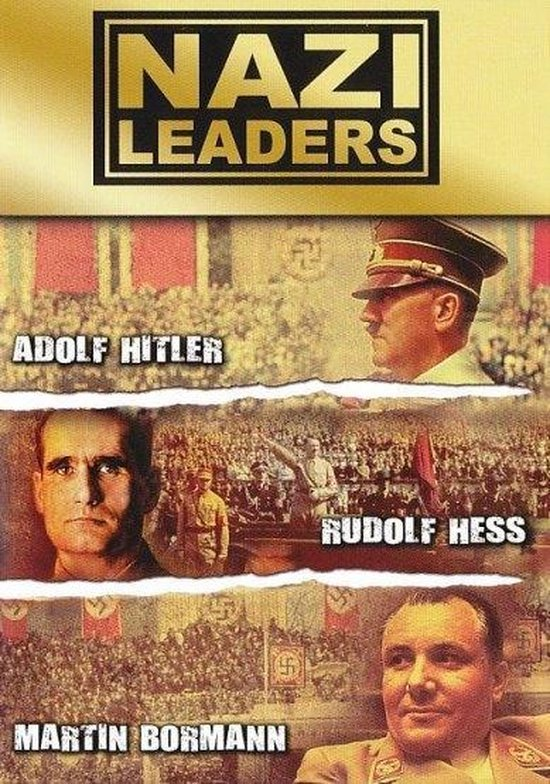 Cover van de film 'Nazi Leaders'