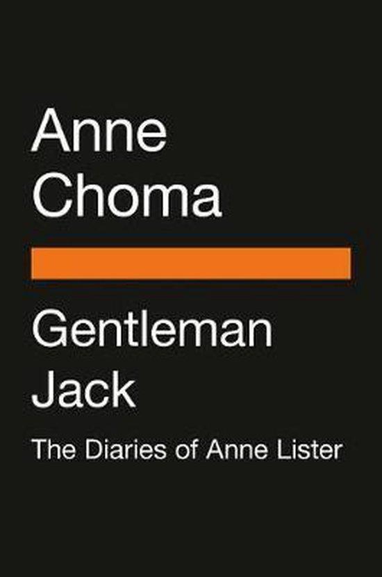 Omslag van Gentleman Jack (Movie Tie-In)