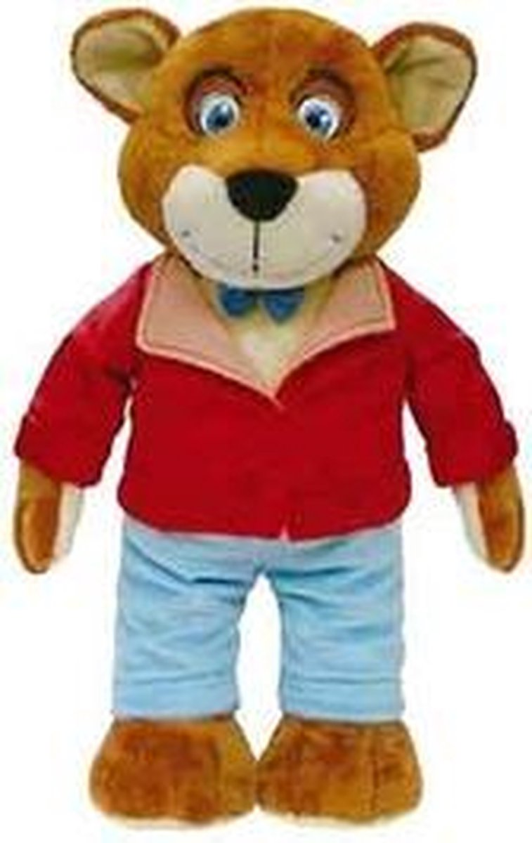 Vipo kleine Albert - knuffel vos - 20cm