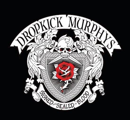Bol Com Signed And Sealed In Blood Dropkick Murphys Lp Album Muziek