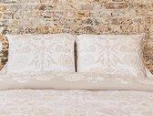 Christian Lacroix - Set van 2 rechthoekige kussenslopen - Gebroken wit - 50 x 70
