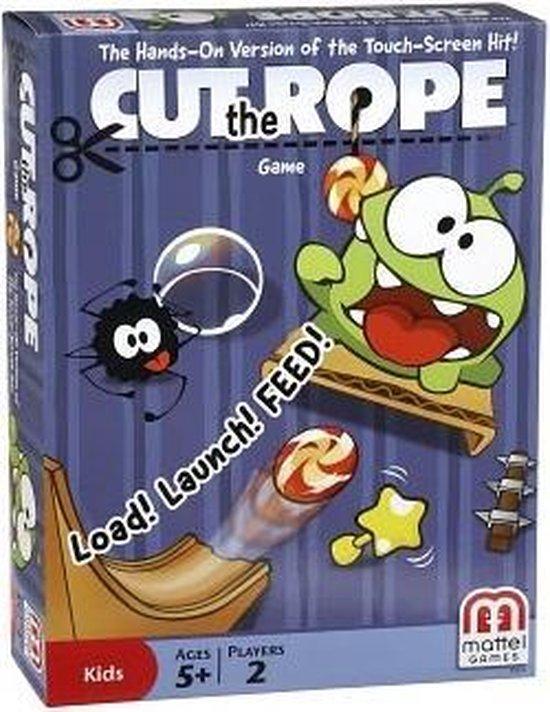 Cut The Rope - Spel