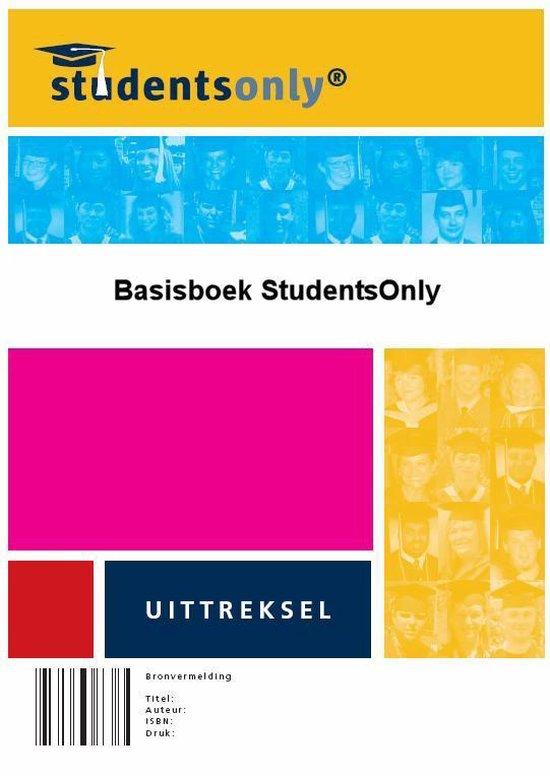 Cover van het boek 'Inleiding in de administratieve organisatie / uittreksel'