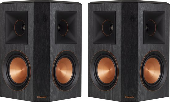 Klipsch RP-502S Surround speaker Zwart/Set